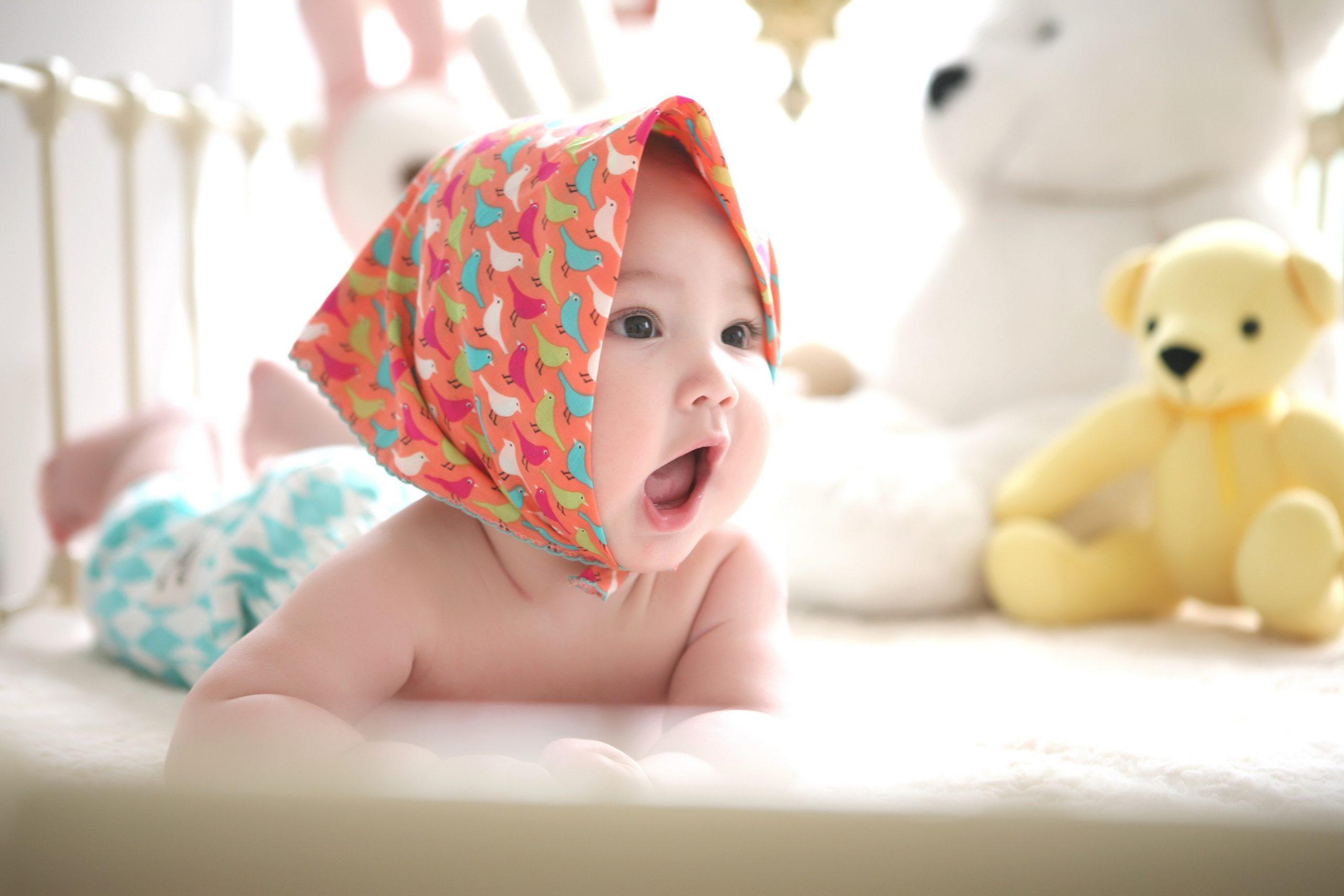 עצירות אצל תינוקות