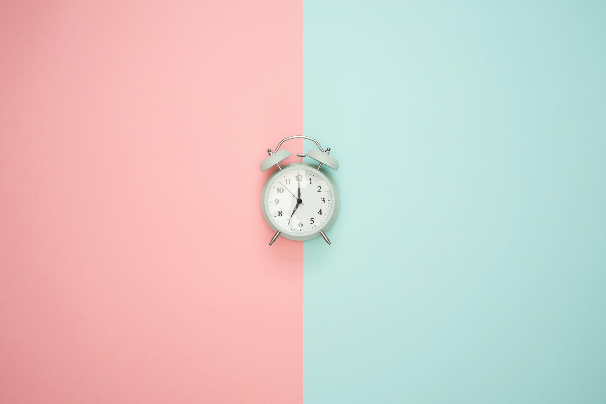 השעון ביולוגי שלך מתקתק