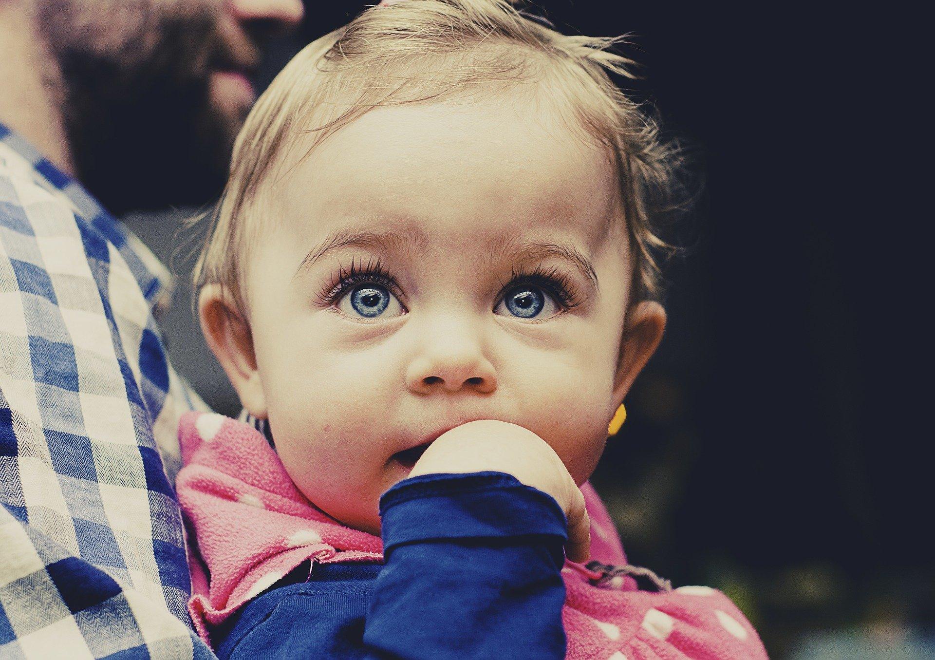 התפתחות תינוקות מגיל שנה עד גיל שנתיים