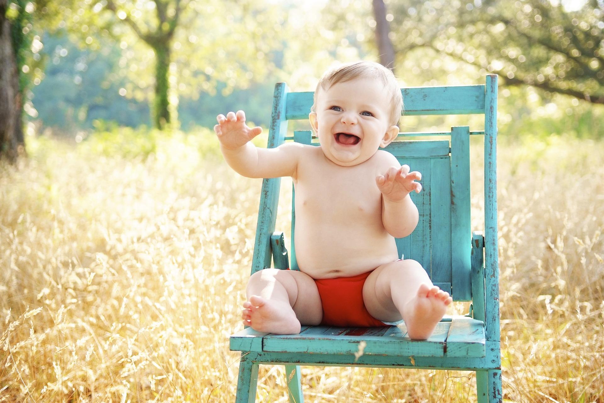 התפתחות תינוקות עד גיל שנה